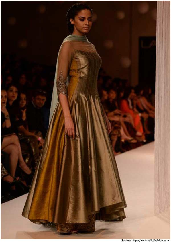 Anarkali suit is one of the famous creations by Sabyasachi.
