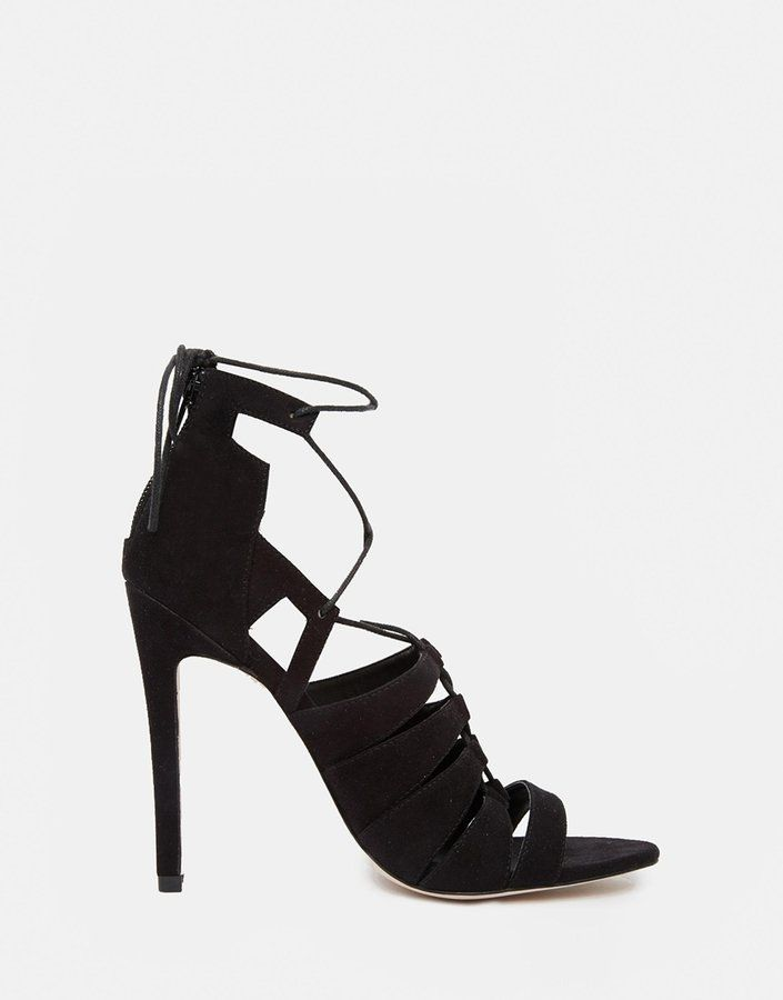 e01afa9c8d6c Pin for Later  We Found Everyone s Favorite Summer Sandals — Under  100 ASOS  Lace-