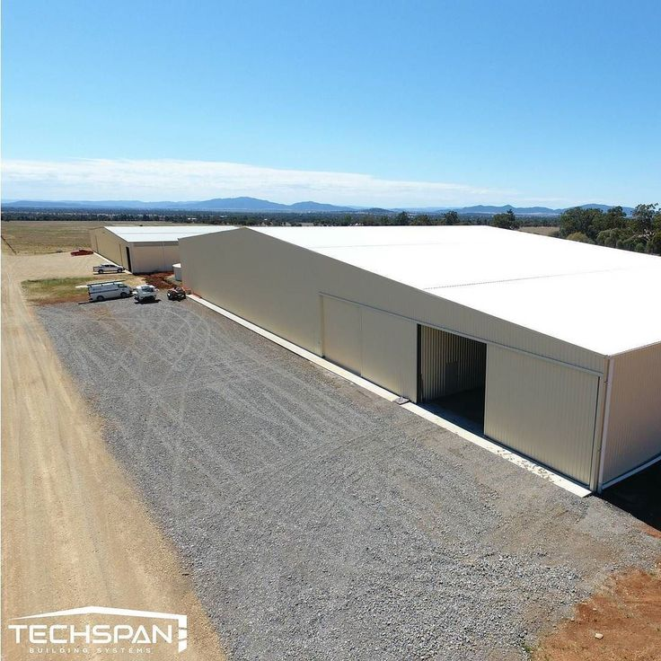Nice aerial shot of a hangar we built at Gunnedah NSW #gunnedah #gunnedahnsw #airport #hangar #plane #nsw #techspanbuildings #airplane #aviation #aircraft #avgeek