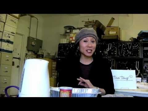 How to Clean Sterling Silver Jewelry according to: Iron Strong Jewelry by Tina Tang