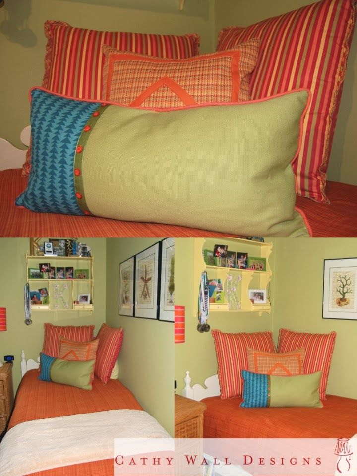 One Room Challenge: Linens and pillows Room Rx