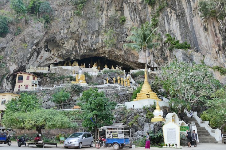Hpa-an, Yathaypayan-Hoehle