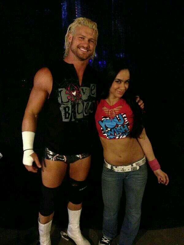 Did Dolph Ziggler Really Dating Aj Lee
