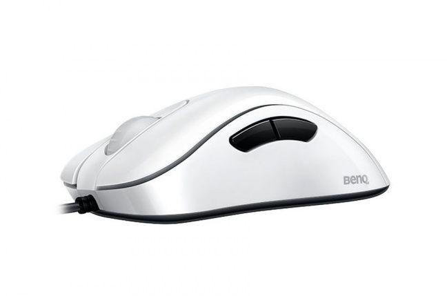 BenQ ZOWIE EC2-A E-Sports Ergonomic Optical Gaming Mouse  ZOWIE by BenQ má špeciálnu edíciu bielych myší EC  review: http://pcnews.sk/novinky/zowie-by-benq-ma-specialnu-ediciu-bielych-mysi-ec
