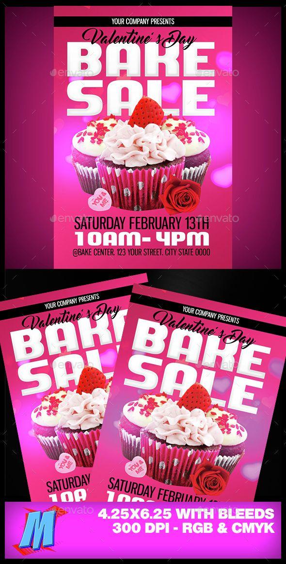 The 25 best Bake sale flyer ideas – Bake Sale Flyer Template