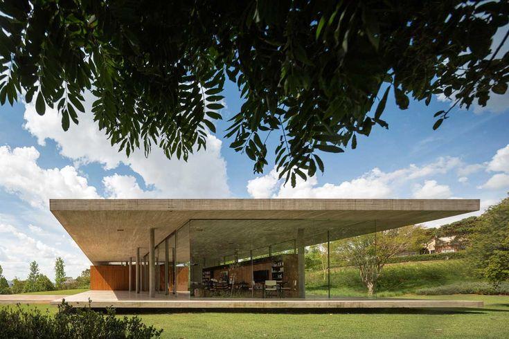 studio mk27 - Redux House, Sao Paulo, Brazil.