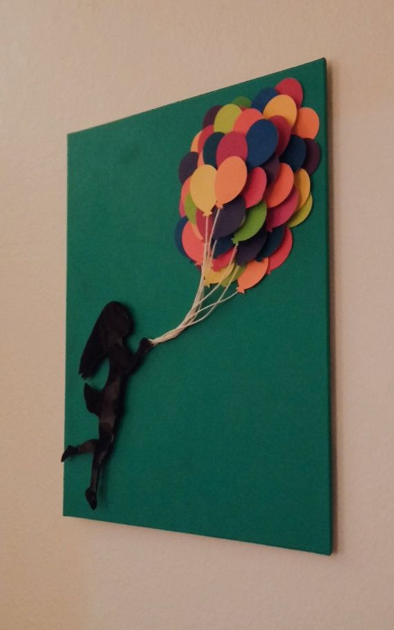 3D one of a kind upcycled art