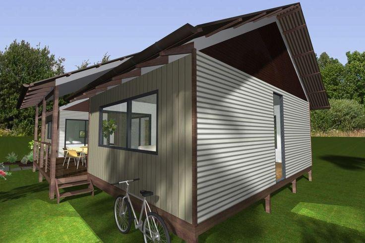 Barrington | 2 Bedroom Cottage Design | Small House Designs