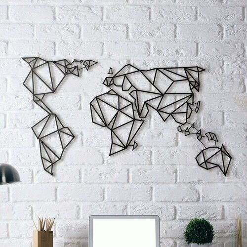 Imagen de tumblr, world, and black and white