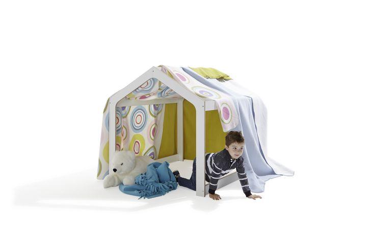playhouse by Müller Möbelwerkstätten visit www.afilii.de - design for kids