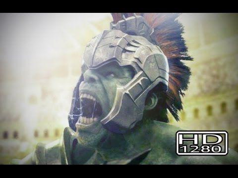 THOR 3 :Ragnarok Official Trailer gladiator hulk movie HD 1280