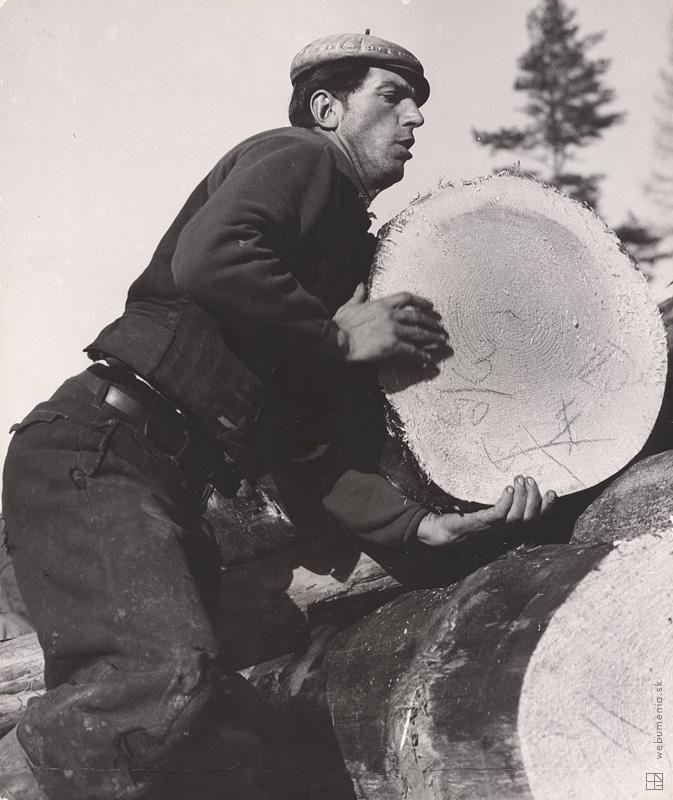 Martin Martinček: Drevorubač:1955 - 1975