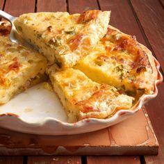 Die Schweizer lieben ihre Käsevielfalt und zaubern immer wieder neue Köstlichkeiten daraus - diese Käse-Wähe aus Basel sollten Sie unbedingt probieren...