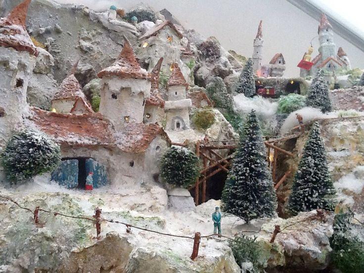 Diorama WinterEfteling