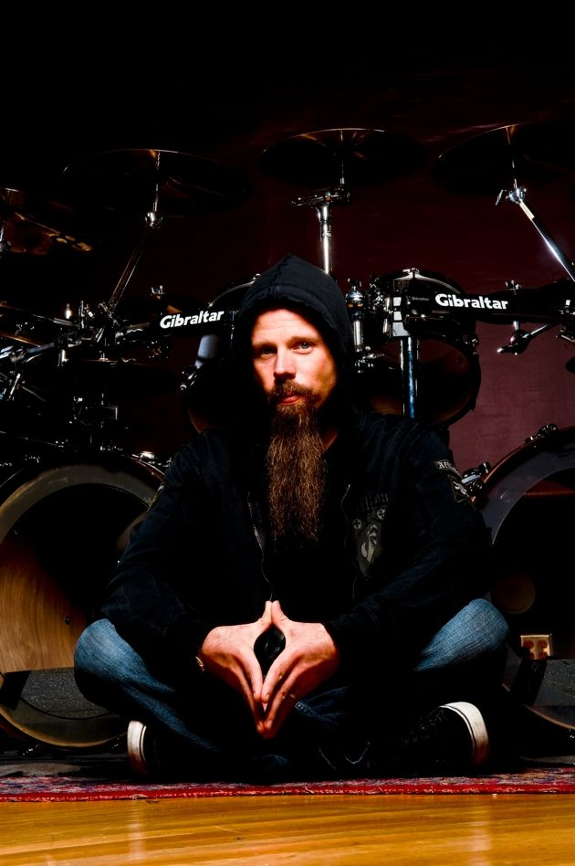 Lamb of God's drummer Chris Adler #heavymetal #RVA #RichmondVA #VA