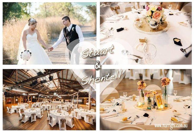 Rustic Barn Wedding - Table Decor Items by www.marrighi.com.au