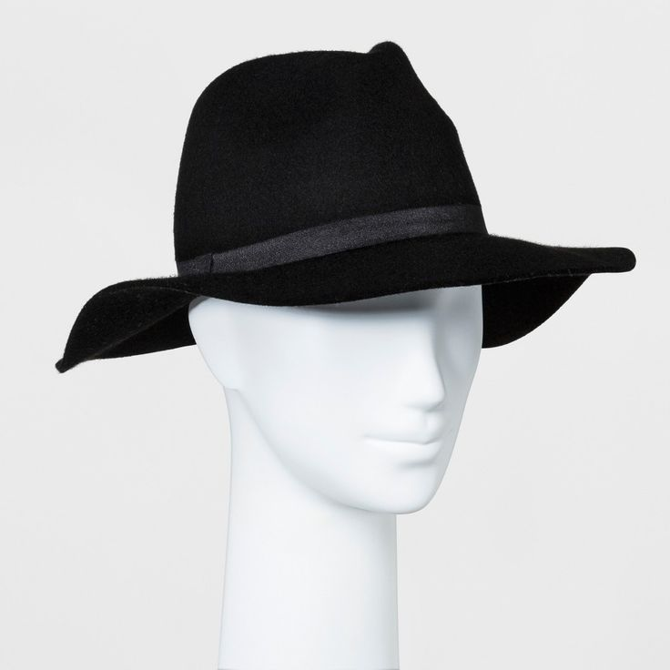Women's Rancher Hat A New Day Black One Size