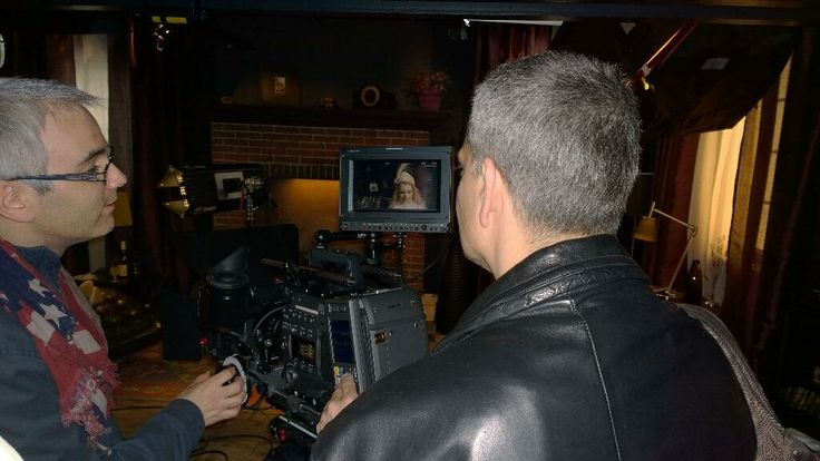 Live εγγραφή 8Κ, ναι 8Κ, με τη Sony CineAlta F65, την απόλυτη ψηφιακή κάμερα!