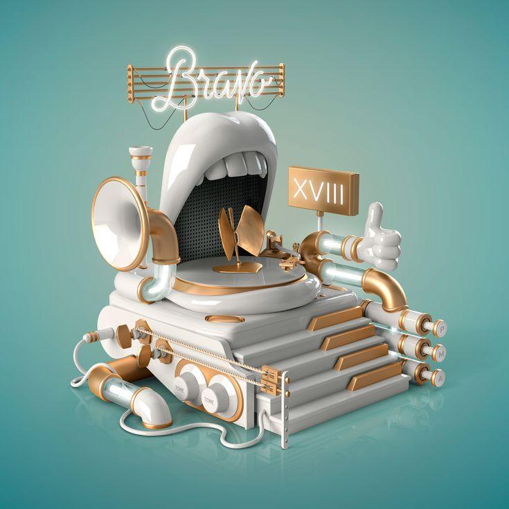 다음 @Behance 프로젝트 확인: \u201cMouth-Orchestra\u201d https://www.behance.net/gallery/51794019/Mouth-Orchestra
