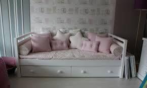 Resultado de imagen para decorar cama nido con cojines