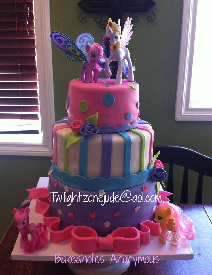 My little pony cake - My little pony cake , I made yesterday