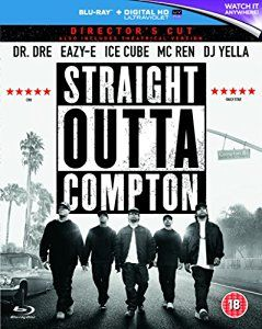 Straight Outta Compton [Blu-ray] [Region Free]: Amazon.co.uk: Corey Hawkins, Jason Mitchell, O'Shea Jackson Jr., Aldis Hodge, Neil Brown Jr., Marlon Yates Jr., Paul Giamatti, Keith Stanfield, R. Marcus Taylor, F. Gary Gray, Matt Alvarez, Ice Cube, Dr Dre, David Engel, Bill Straus, Tomica Woods-Wright: DVD & Blu-ray