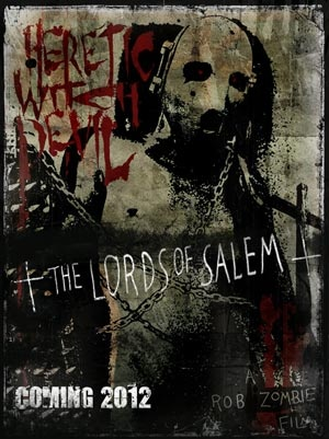 """A new film from Rob Zombie """"The Lords of Salem"""". Sweeet:)"""
