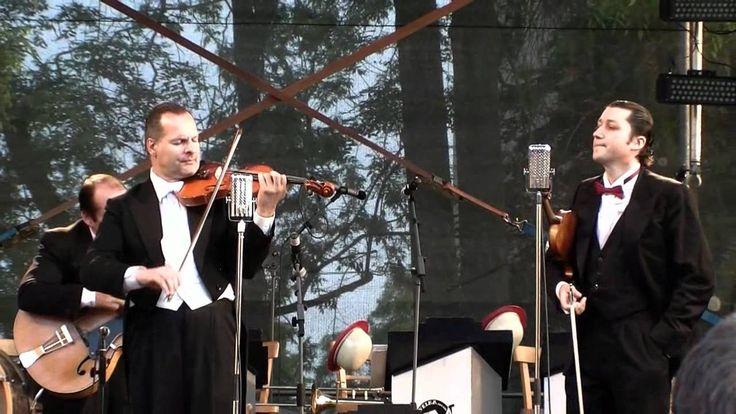"""Ondřej Havelka a jeho Melody Makers """"Bebe"""" Duchcov 10.6.2011"""