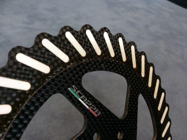 EB14: Scappa Carbon Ceramic Disc Brake Rotors