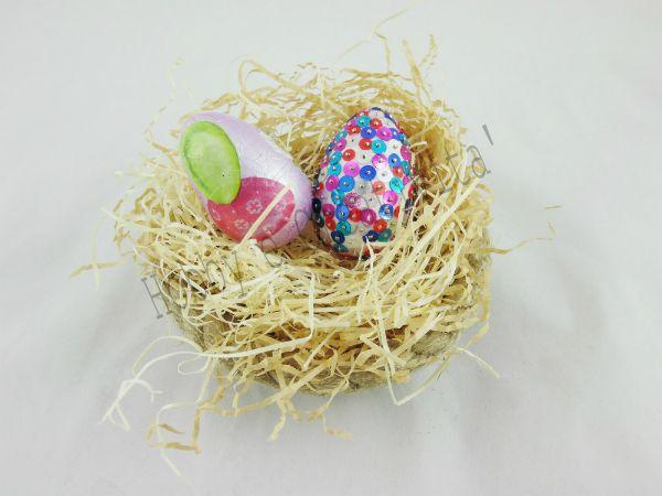 Uovo di Pasqua decoupage | Hobby e Creatività