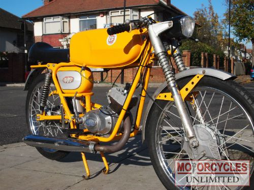 1970's Motor Minarelli CF50 GT Turismo Junior Classic moped | Motorcycles Unlimited