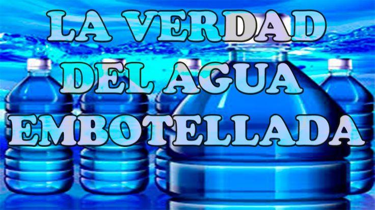 La verdad del agua embotellada - Tve2 España