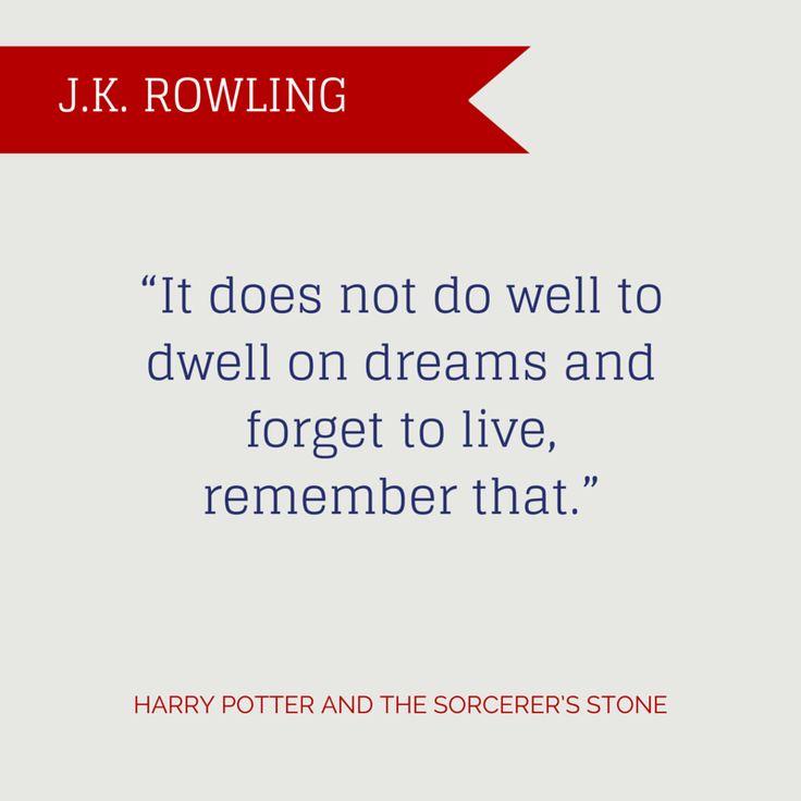 J.K Rowling Citate