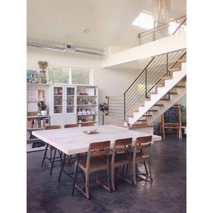 Simple Table DIY Pinterest Stencils Tables And Ikea