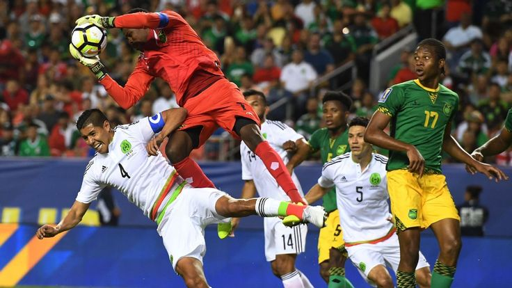 Jamaica keeper Andre Blake, U.S.' Clint Dempsey headline Gold Cup Best XI