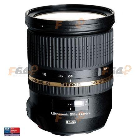 Tamron SP 24-70mm f/2.8 Di VC USD - Nikon