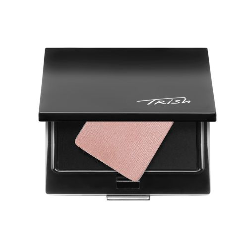 "Use pigment-rich shadow for highlighting, contouring and lining - Glaze Eye Shadows ""Cream"" and ""Sugar Plum"" lightens and brightens green eyes and perfectly pairs with 24 hour Topaz shadow stick."
