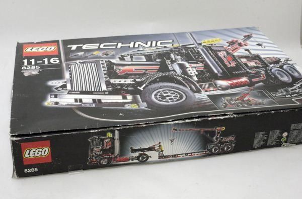 Lego Technic 8285 in OVP + Anleitung in Wetzikon ZH kaufen bei ricardo.ch