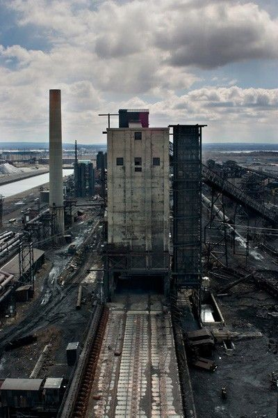 Bethlehem Steel (Lackawanna Plant) Located in Lackawanna, NY US      Also Known As:Lackawanna Steel Company     Location Genre:Steel Mill      Built:1901     Opened:N/A     Age:113 years     Closed:1983     Demo / Renovated:N/A     Decaying for:31 years     Last Known Status:Abandoned