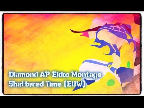 Diamond Elo Ekko Montage (ex-rank 100 ekko on lolskill) https://www.youtube.com/watch?v=6yDPu0ebufQ #games #LeagueOfLegends #esports #lol #riot #Worlds #gaming