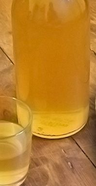 готовое домашнее вино из алычи