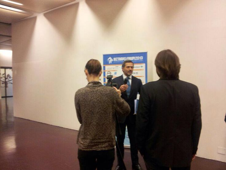 #Interview to Damiano Sabatino, Vice President Western Europe Travelport  #professionial #professionist #goodjob #conference #streaming #camera