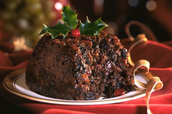 Paleo Christmas Pudding