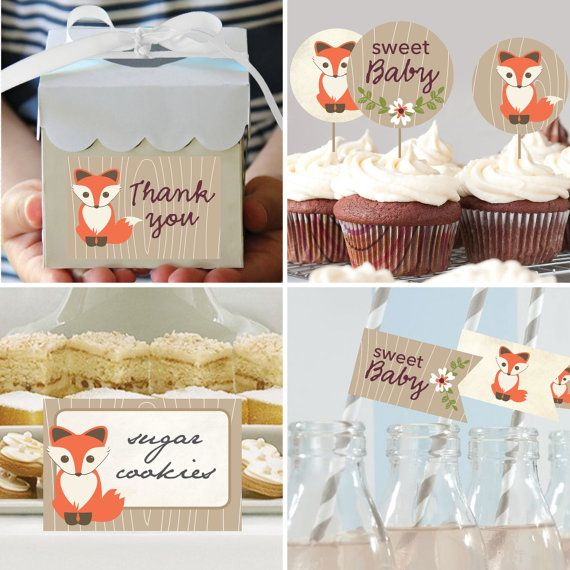 Hey, I found this really awesome Etsy listing at https://www.etsy.com/listing/175651031/instant-download-baby-fox-theme-baby