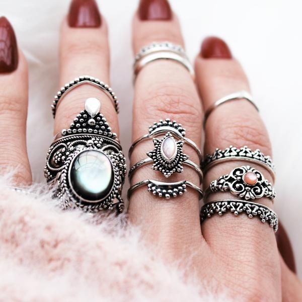 ∴∵❍ ALL RINGS* £15 OR UNDER including new lines!  Ends 7AM GMT 30/11/16. *Some exclusions apply including luxury and orenda collections. ❍∵∴ shopdixi.com // shopdixi // boho // bohemian // grunge // goth // jewellery // jewelry // hippie // black friday // offer // sale // gift // christmas // present // festive // dark // mystic // witchy // gothic // black // pearl