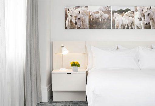 Rooms + Suites - 21c Lexington