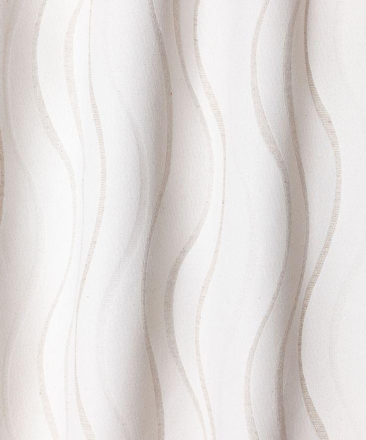 Mustang natur, cu model de valuri draperie - Produse - Diego