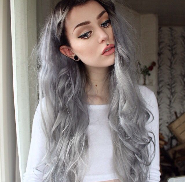 17 Best Images About Evelina Forsell On Pinterest  Lime Crime Mermaid Hair