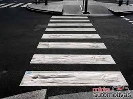 Resultado de imagem para faixa de pedestre