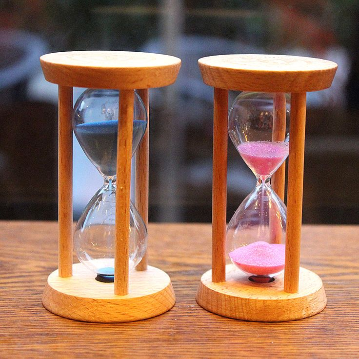 5 Minutes Hourglass Sand Timer Clock Romantic Mantel Office Desk Coffee Table Book Shelf Curio Cabinet Christmas Birthday Present Gift Box Package